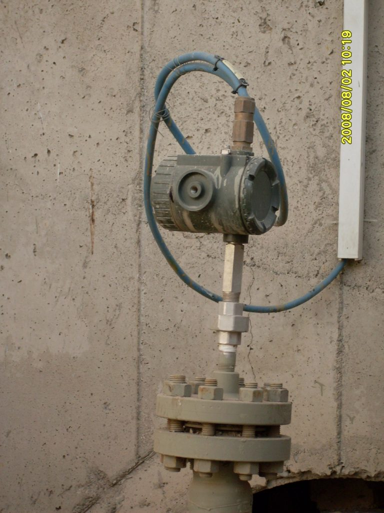 ایستگاه گاز-سعید فراقیان-شرکت دقیق پردازش